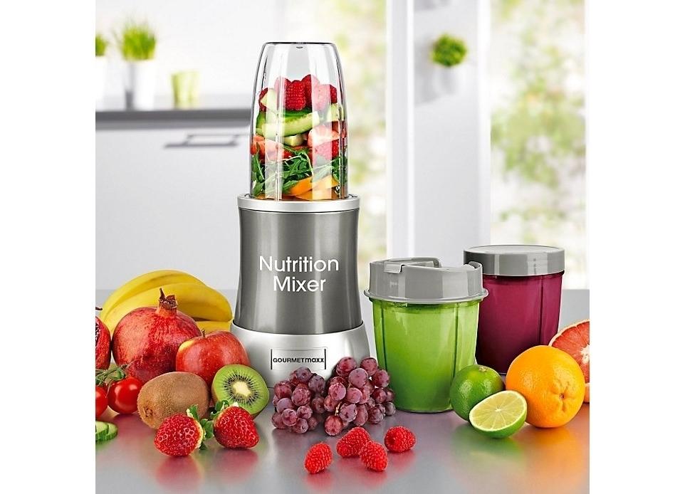 Připravte si doma smoothie z čerstvého ovoce a zeleniny
