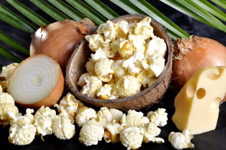 Popcorn si dochuťte dle svých představ.
