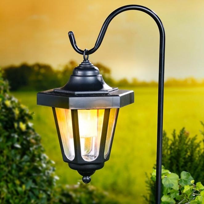 zapich lampa solarni