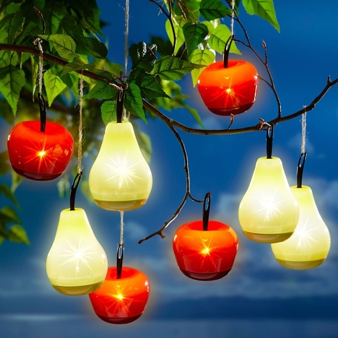 solarni osvetleni jablko,solarni osvetleni hruska