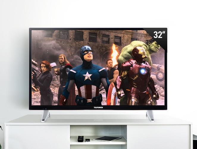 """TV,LED,32"""",Telefunken"""