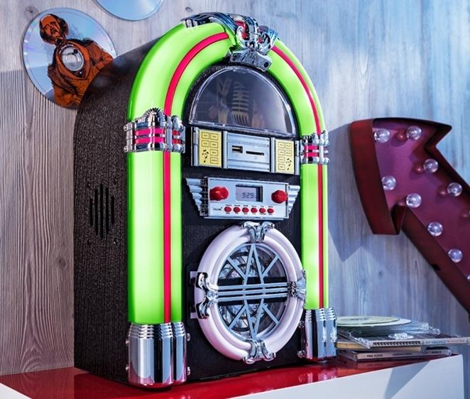 jukebox,hudebni prehavac,cd prehravac,radio
