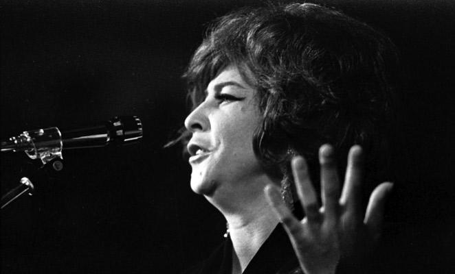 Vzpomínka na zpěvačku Evu Olmerovou
