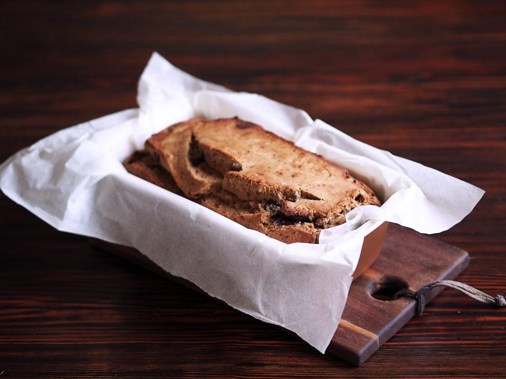 bezlepkový banana bread